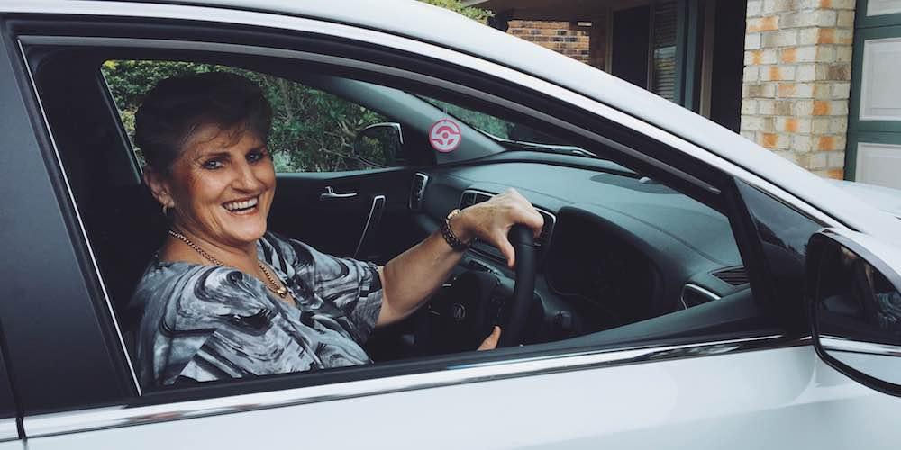 Uber Grandma Splend