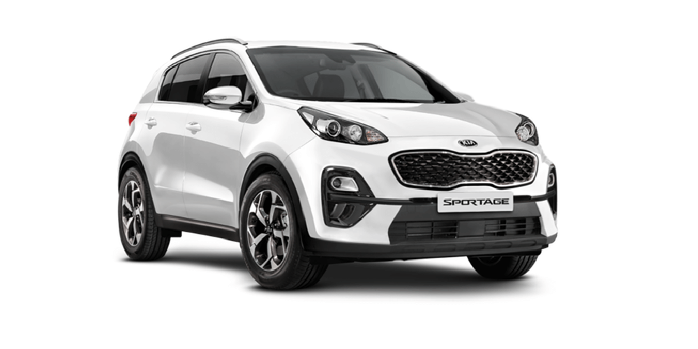 Kia Sportage 2018 - Rent-to-Own