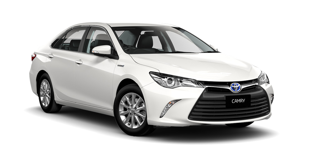 Toyota Camry - car for Uber