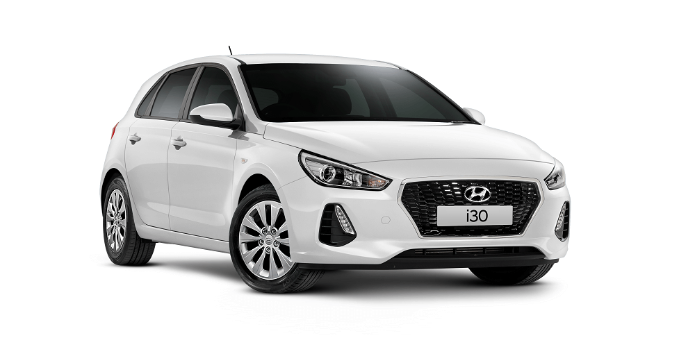 Hyundai i30 - Rent-to-Own