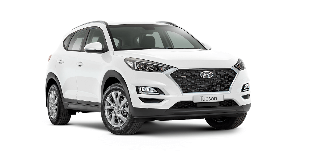 Hyundai Tucson - Rent-to-Own