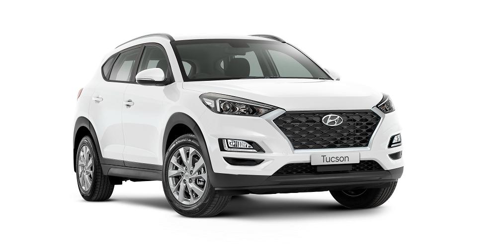 Hyundai Tucson - Rent-to-Own