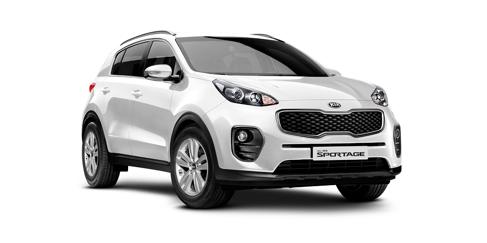 Kia Sportage - Rent-to-Own