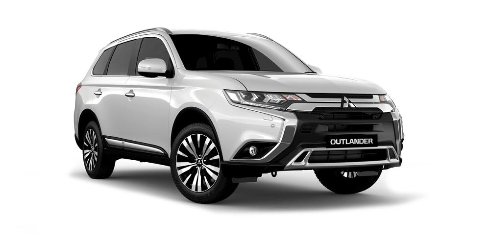 Mitsubishi Outlander - Rent-to-Own