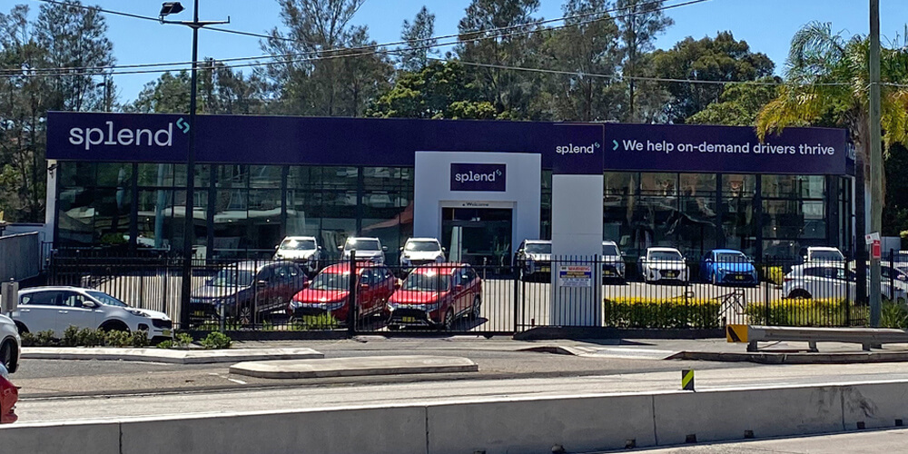 New Splend MSC - Sydney car rentals for Uber drivers