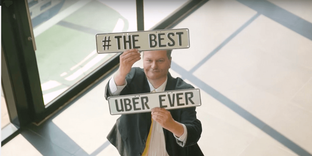 A day in the life of a Splend driver – Meet Graham, #TheBestUberEver