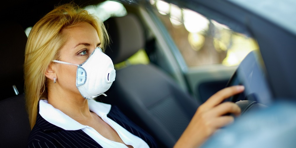 Staying safe as a rideshare driver during the coronavirus outbreak