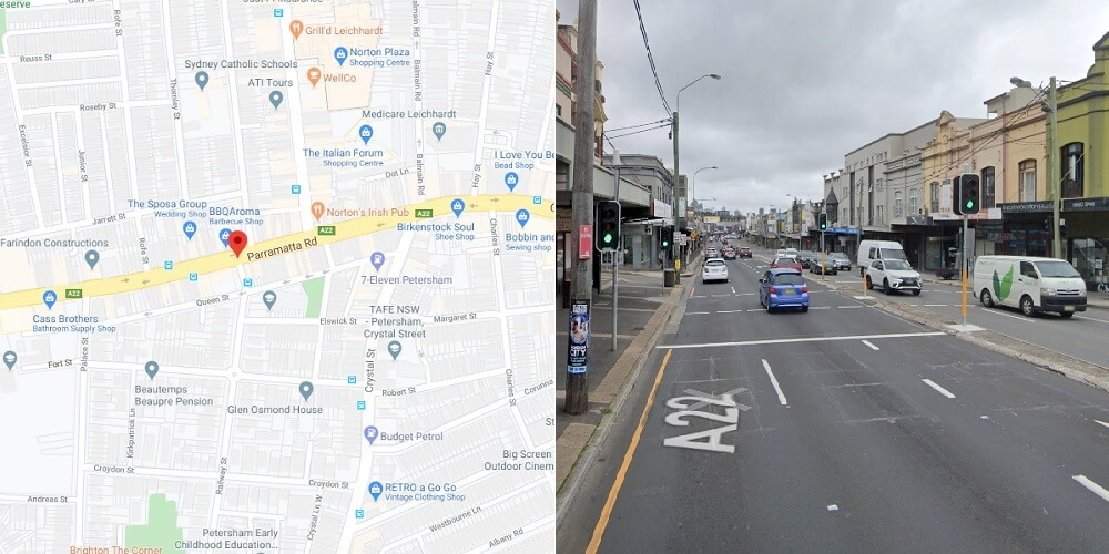 Sydney traffic hotspots – The Uber driver's guide