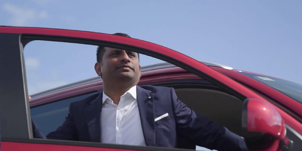 A day in the life of a Splend driver – Meet law student and family man Vishal
