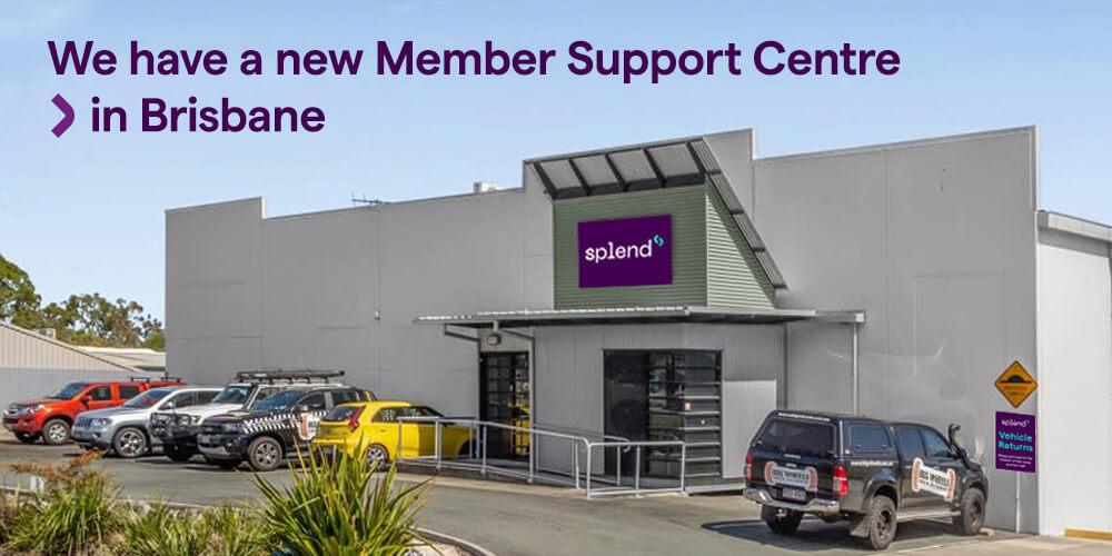 New Brisbane Meber Support Centre at Tarragindi Road- Splend