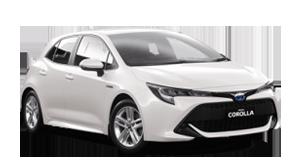 Toyota Corrolla Hybrid