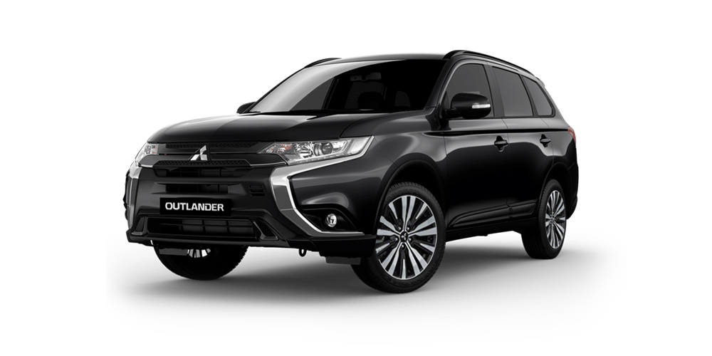Literally a crowdpleaser – The new 7-seat Outlander is made for UberXL