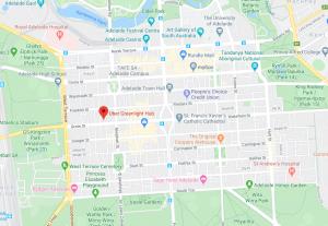 Adelaide Uber office greenlight hub