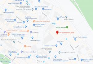 Canberra Uber office greenlight hub
