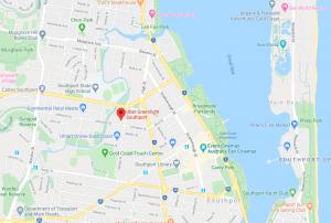 Gold Coast Uber office greenlight hub