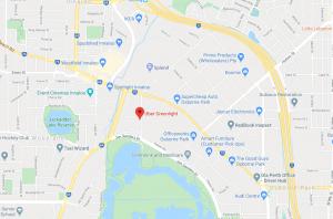 Perth Uber office greenlight hub