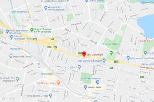 Sydney Uber office greenlight hub