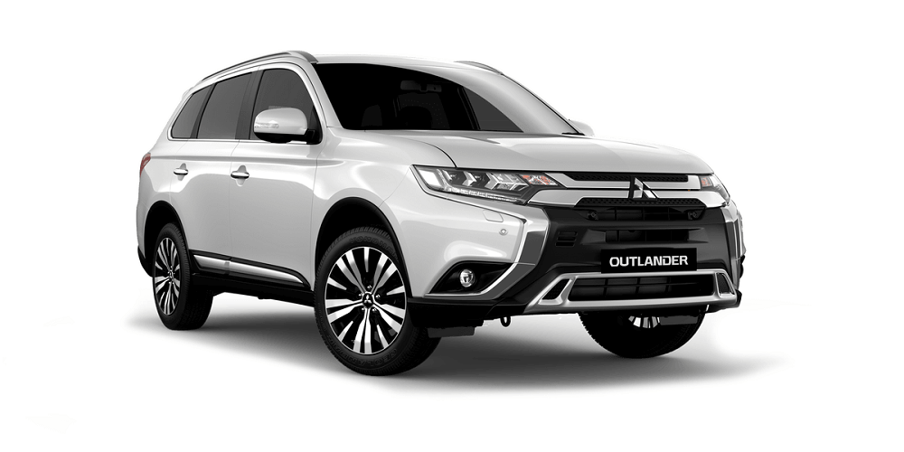 Mitsubishi Outlander - Rent-to-Own