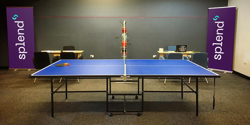Splend Member Support Centre - Table tennis