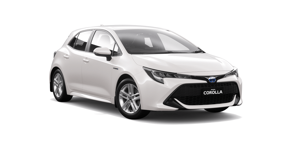 Toyota Corolla - Rent-to-Own
