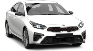 Kia Cerato S with Safety Pack