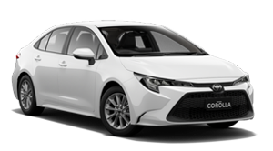 Toyota Corolla Sedan Hybrid Ascent Sport